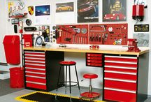 My garage / by I Can Make That
