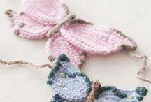 I love Knitting .. clickety clack