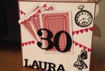 Alice in Wonderland Cards & Invitations / Wonderland based items