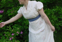 regency era dresses / by Mrs. Deane