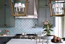 Kitchens / Inspiration for Kitchen Design