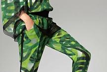 Fashion design: Kaftan