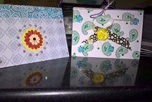 Premium Handmade Gift/Blessing Cards