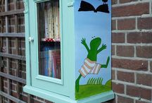 Minibieb / Little Free Library