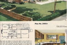 Exteriors n plans / by Ericka