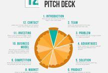 Start-Ups, Pitches, Shutdowns & Restarts / Über die Weg von Unternehmensgründern.