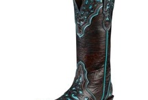 boots I like / by Roxanne Sowers