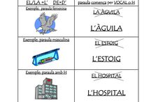 Llengua Catalana 4t de primària / Activitats per treballa la llengua catalana a 4t de primària