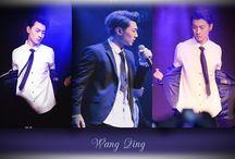 Wang Qing & Feng Jianyu