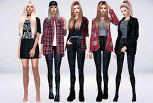 The Sims 4 LookBook(CC)