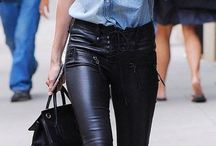 Pants ( Leather)