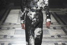 Floral menswear / Menswear