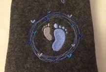 Mutterpasshülle / Mutterpasshüllen sind ein tolle Verschönerung für den sonst trostlos aussehenden Mutterpass
