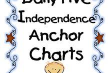 School - Language Anchor Charts