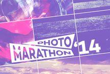 PHOTO MARATHON'14 / Ce e și cum a fost făcută identitatea noastră vizuală? Află aici :)