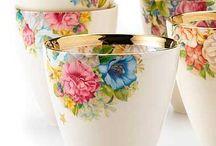 13-) Dekoratif Saksılar & Vazolar
