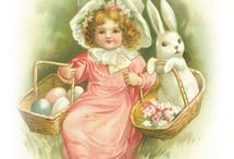 EÅSTℰℝ ❀⊱Cards & Clip Art⊰❀ / by Susie Hanks Swain