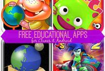 Teaching {Apps & Tech}
