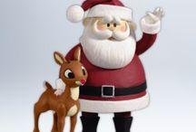 hallmark ornaments / by bonnie pickett