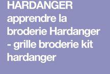 broderie Hardanger
