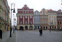 Poznan, Poland / Environment descriptive from Poland Grey and heavy enviroment Full of 20th Century