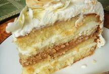 Bolos deliciosos!! / Receitas de bolos recheados maravilhosos para todas as ocasiões!!