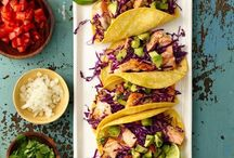 Mexican Food {Yumminess} / by Malinda M Mitchell