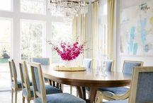 Dining room colours