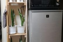 Simple DIY idea make over devider