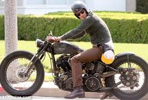 Beck's cafe racer