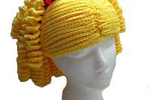 crochet wigs