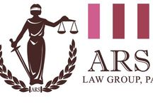 arslawgroup.com / ARS Law appreciates and values each one of our clients. We recognize that each client and each matter is unique. We put our clients' needs first and foremost with personalized contact. We do not believe in providing cookie cutter advice. By understanding your needs ARS Law will be able to provide you with trustworthy legal advice in your best interest.