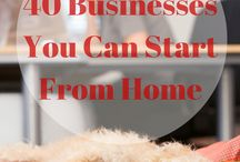 stay at home ... own business