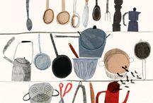 FOOD ILLUSTRATION / by UP ART BCN