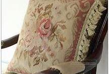 alfombras y almohadas