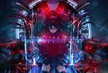 Grimoire - Fate / Stay Night Archer / Archer board