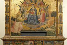 Benozzo Gozzoli / Firenze 1420 - Pistoia 1497. Benozzo Gozzoli, Benozzo di Lese di Sandro Alessio