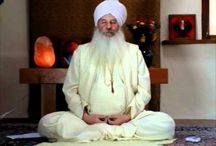 Karta Singh Khalsa / This board is to honour Karta Singh Khalsa, Founder of Amrit Nam Sarovar, Kundalini Yoga School, France. He is an internationally renowned spiritual teacher and Kundalini Yoga trainer, direct student of Yogi Bhajan since 1979. One of the most inspiring Kundalini Yoga teachers of our time. Honoured and respected by the Kundalini Research Institute for his contribution and commitment in spreading the teachings of Yogi Bhajan.