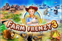 Boerderij Games / Kruip in de huid van een echte boer met onze boerderij games!