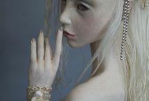 Sculpture doll - Hannie Sarris