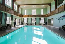 CLUB HOUSE / 35,000 square foot Luxury Country Club for Watermere Residents and their families