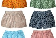 Clothing & Accessories - Boy Shorts