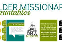 Missionaries / by Tracy Shields