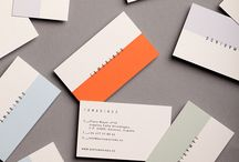 Muse Business Card Inspiration