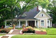 Dream home / Maison de mes rêves