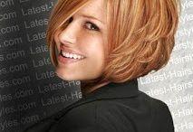 Hairstyles I Love / by Brandie Freeman -LIVE LOVE FLOURISH