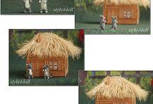 Mouse's Little House  / http://www.mouseslittlehouse.blogspot.com/