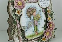 Cards ~ Stamped+more / by Mari Moss