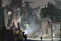 Visual Development Games&Film
