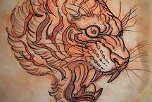 Tigre desenho new trad